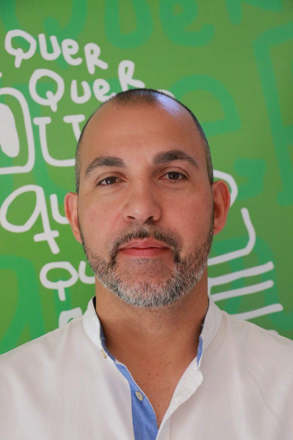 Foto de José Miguel Benítez, alcalde de Quer
