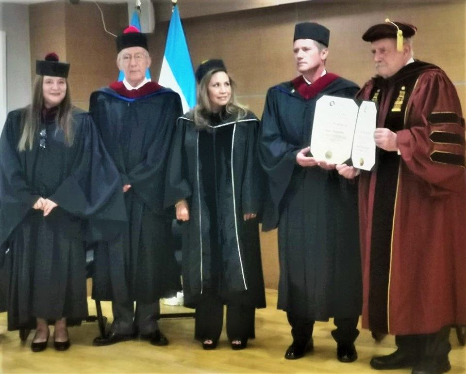 Foto de Investidura Dr. Jaime Parejo
