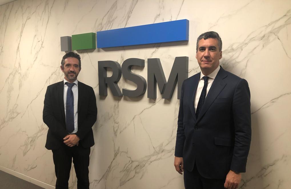 Foto de Jorge Ruano se incorpora a RSM Spain como socio de auditoría
