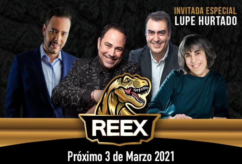 Foto de Lupe Hurtado en el Mentoring REEX