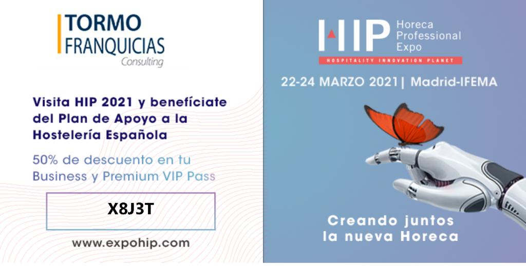 Foto de Descuento 50% HIP 2021