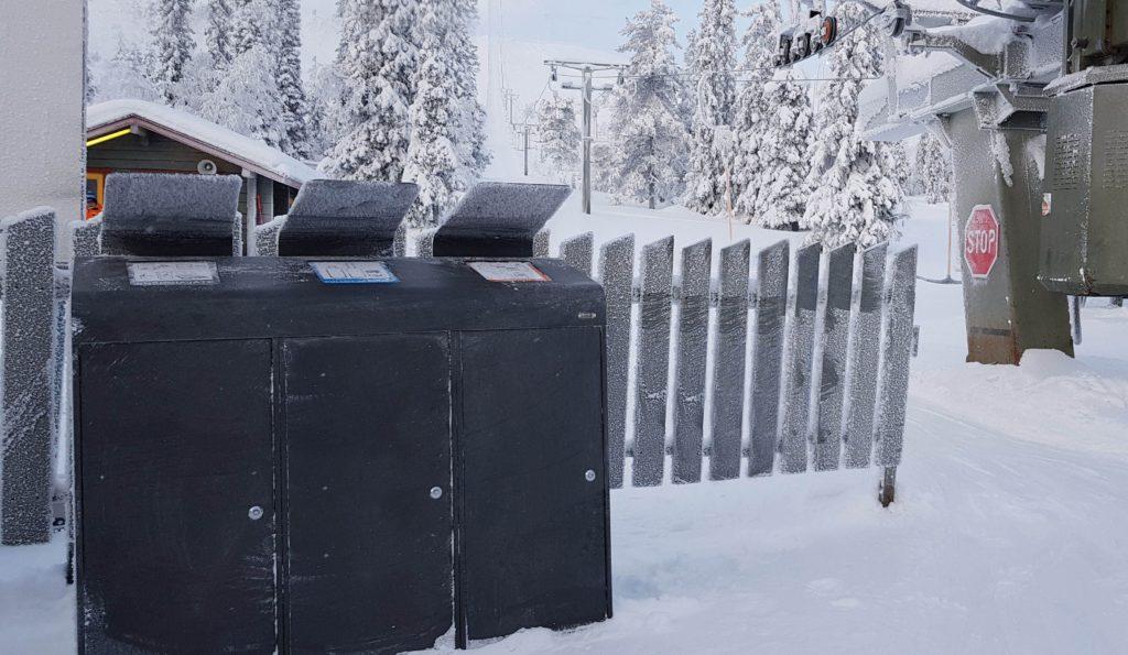 Foto de Cervic- Finlandia - estación ski