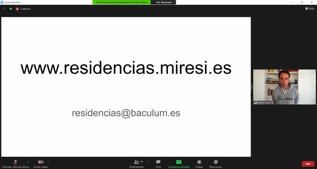 Foto de miResi, la mayor red de centros de calidad de España,